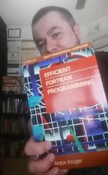 Fortran – Hello World | Eddie Jackson