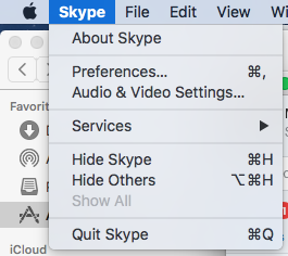 Skype for Desktop – Disable Auto Updates | Eddie Jackson