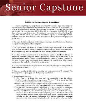 My Capstone Project