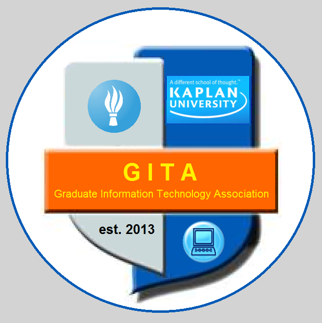 I am a member of the Graduate Information Technology Association