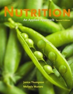Nutrition - click to go to amazon.com