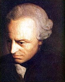 Philosopher: Kant