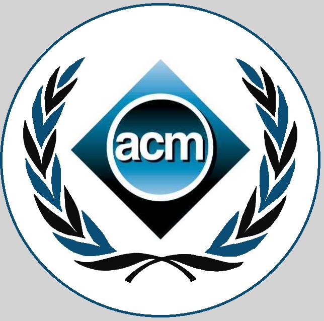 I am a member of ACM