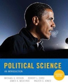 Political Science - click to go to amazon.com