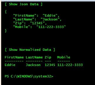 PowerShell – Working with JSON | Eddie Jackson