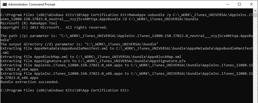 Windows 10 – Install APPX Files | Eddie Jackson